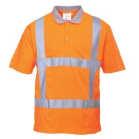Polo de travail RWS orange PORTWEST